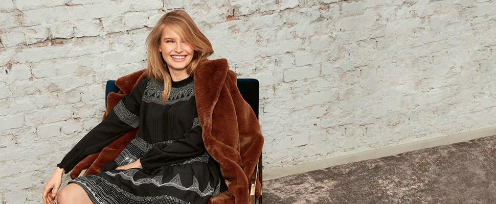 Heiß geliebt: Fake-Fur- und Teddy-Jacken