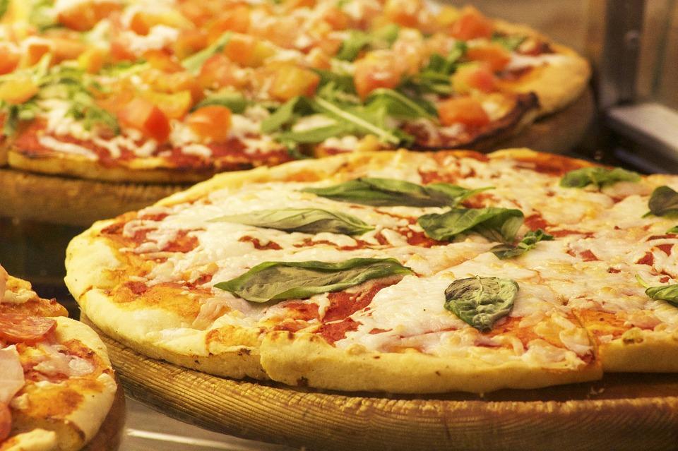 Pizza Morzarella